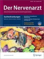 Der Nervenarzt 9/2009