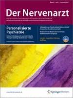 Der Nervenarzt 11/2011