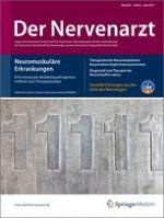 Der Nervenarzt 6/2011