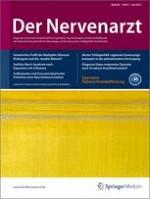 Der Nervenarzt 6/2012