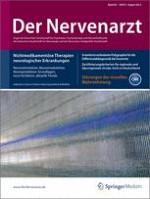 Der Nervenarzt 8/2012