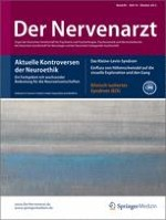Der Nervenarzt 10/2013