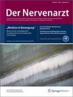 Der Nervenarzt 8/2013