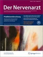 Der Nervenarzt 10/2014