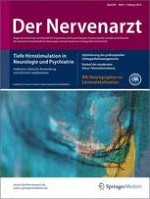 Der Nervenarzt 2/2014