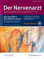 Der Nervenarzt 5/2014
