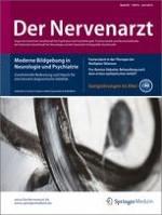 Der Nervenarzt 6/2014