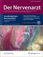 Der Nervenarzt 8/2014