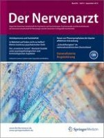 Der Nervenarzt 9/2014
