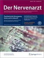 Der Nervenarzt 11/2015