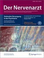 Der Nervenarzt 5/2015