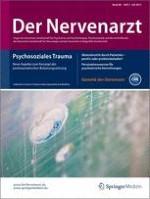 Der Nervenarzt 7/2015