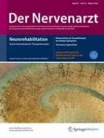Der Nervenarzt 10/2016