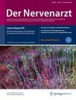 Der Nervenarzt 12/2016