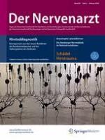 Der Nervenarzt 2/2016