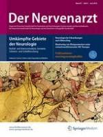 Der Nervenarzt 6/2016