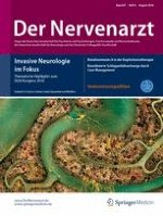 Der Nervenarzt 8/2016
