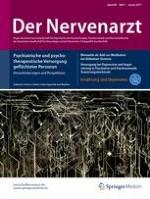 Der Nervenarzt 1/2017
