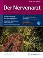Der Nervenarzt 12/2017