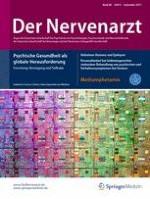 Der Nervenarzt 9/2017