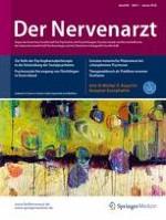 Der Nervenarzt 1/2018