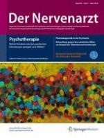 Der Nervenarzt 3/2018