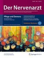 Der Nervenarzt 5/2018
