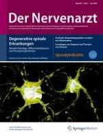 Der Nervenarzt 6/2018