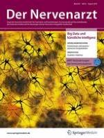 Der Nervenarzt 8/2018
