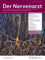 Der Nervenarzt 4/2019
