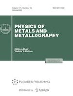 Physics of Metals and Metallography 10/2020