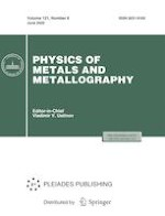 Physics of Metals and Metallography 6/2020
