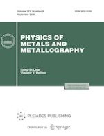 Physics of Metals and Metallography 9/2020