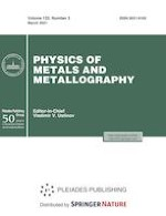 Physics of Metals and Metallography 3/2021