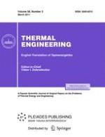 Thermal Engineering 3/2011