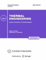 Thermal Engineering 6/2015