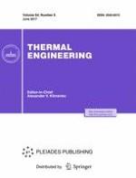 Thermal Engineering 6/2017