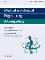 Medical & Biological Engineering & Computing 12/2009