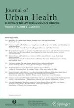 Journal of Urban Health 2/2010