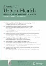 Journal of Urban Health 6/2015