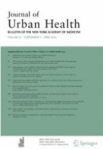 Journal of Urban Health 1/2016