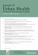 Journal of Urban Health 2/2016