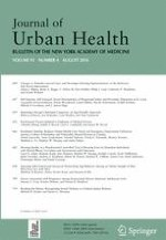 Journal of Urban Health 4/2016