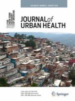 Journal of Urban Health 4/2018
