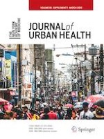 Journal of Urban Health 1/2019