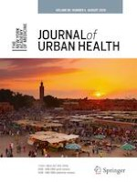 Journal of Urban Health 4/2019