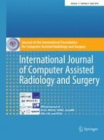International Journal of Computer Assisted Radiology and Surgery 4/2016