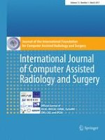 International Journal of Computer Assisted Radiology and Surgery 3/2017