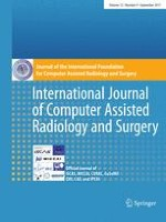International Journal of Computer Assisted Radiology and Surgery 9/2017