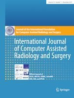 International Journal of Computer Assisted Radiology and Surgery 11/2019